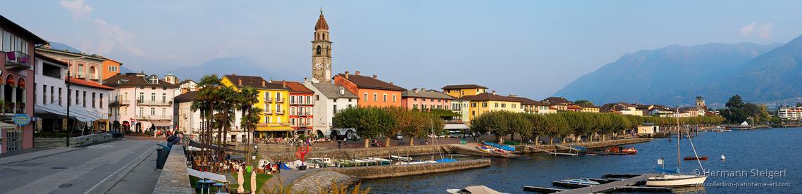 Ascona - Seepromenade