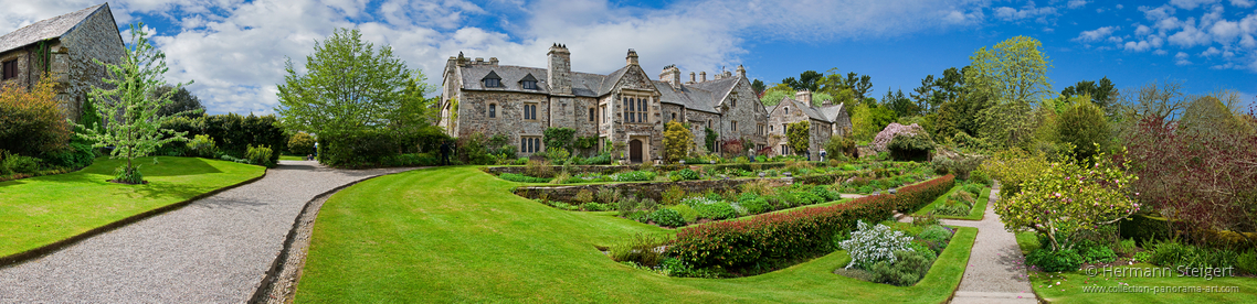 Cotehele House and Gardens