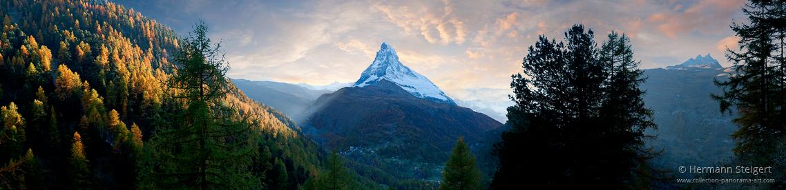 Herbststimmung am Matterhorn 3