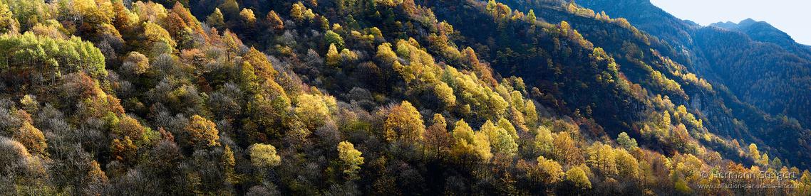 Herbststimmung im Verzascatal