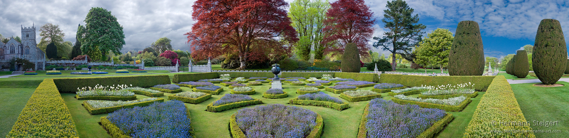 Lanhydrock House and Garden 1