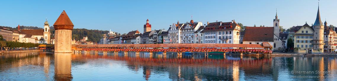 Luzern - Altstadt Morgenstimmung