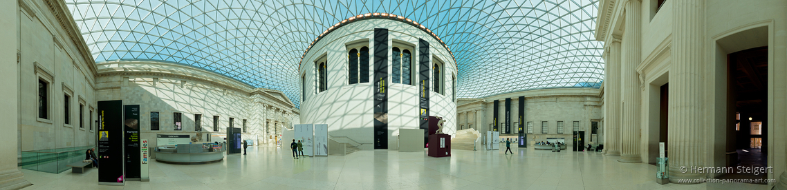 The British Museum - The Great Court