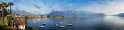 Ascona - Blick auf die Stadt