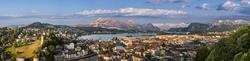 Luzern- Blick auf die Altstadt