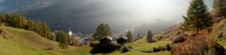Morgenstimmung bei Zermatt
