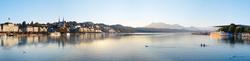 Seepromenade und Vierwaldstättersee Luzern