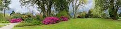 Trelissik Garden 1