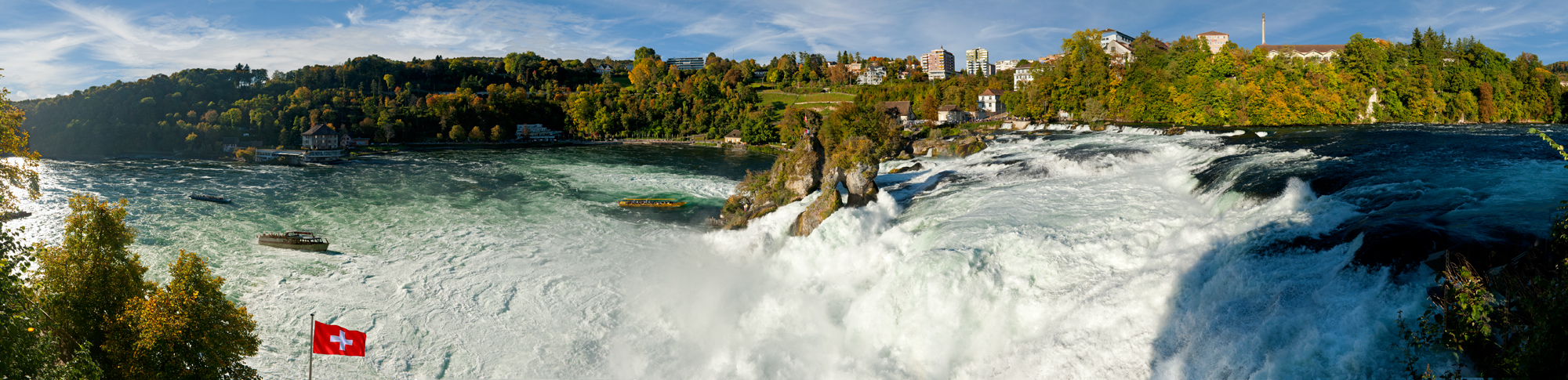 Rheinfall Schaffhausen | Collection Panorama Art: collection-panorama-art.com/en/rheinfall-schaffhausen
