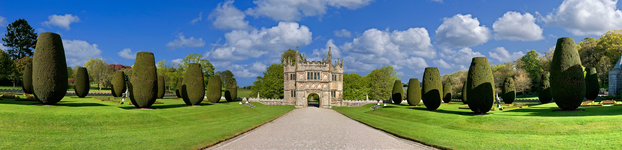 Lanhydrock House and Garden | Collection Panorama Art Italy